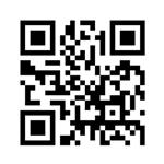 認知症簡易チェックサイトQRコードの画像