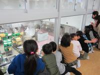 給食センターの見学01