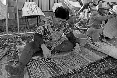 フォトコンクール:伝統の技