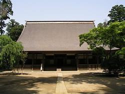 講堂(こうどう)の画像