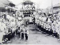 大正時代の祇園祭の画像