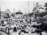 昭和40年代頃の祇園祭の画像