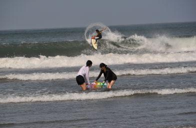 フォトコンクール:夏の海