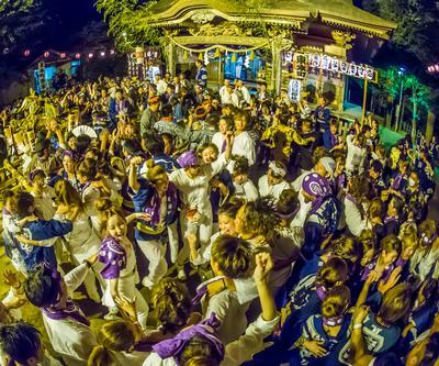 フォトコンクール:お祭り騒ぎ