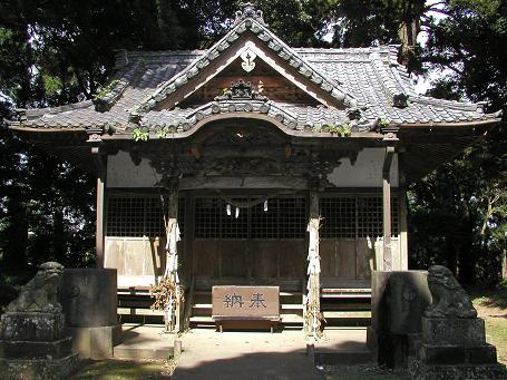 富谷にある愛宕神社