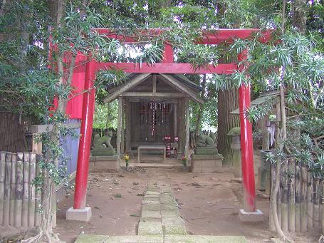 古能葉稲荷神社