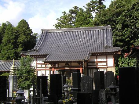 木積にある龍頭寺