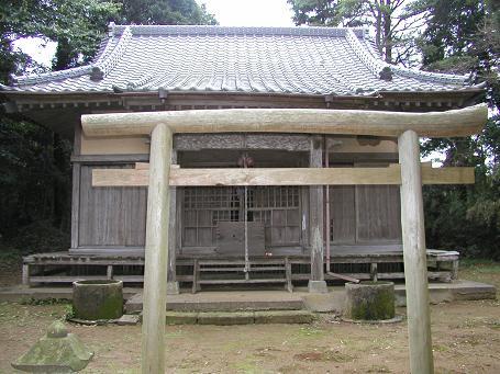 子安神社(こやすじんじゃ)