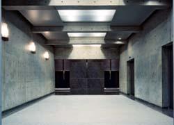 告別ホールの画像