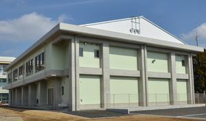 吉田小学校屋内運動場の画像