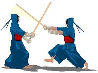 イラスト剣道