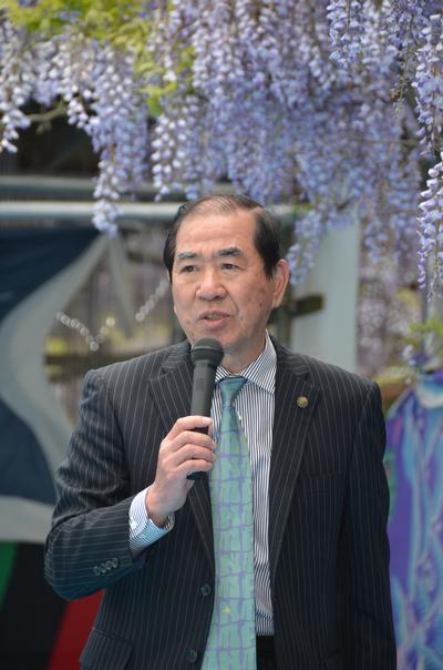 市長(平成25年6月1日)
