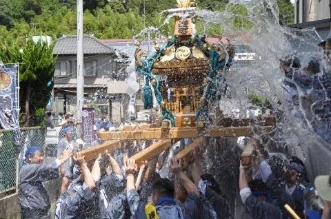 八重垣神社祇園祭(令和元年)
