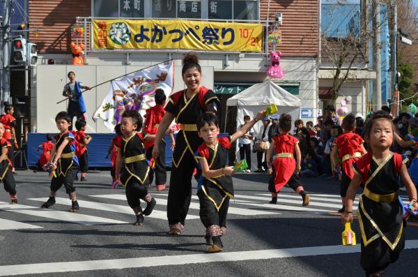 第40回よかっぺ祭り(児童の発表)