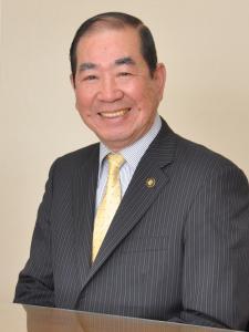 市長顔写真(令和2年市長年頭所感)