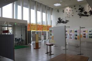 公民館エントランスホール2