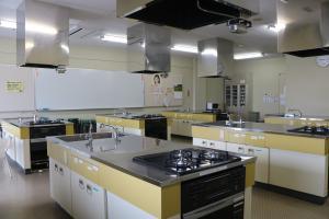 公民館料理実習室1
