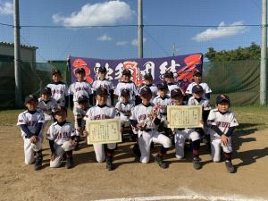 令和3年度匝瑳東ベースボールクラブ